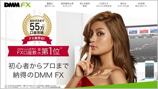 DMM.COM FX