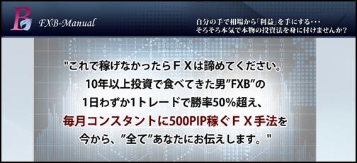 FXBマニュアル