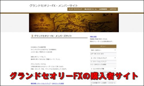 グランドセオリーFX購入者サイト