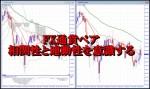 FXトレードで相関性連動性を活用する方法【ドルインデックス・NYダウ・日経平均株価】