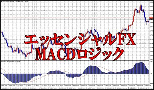 MACDエッセンシャルFX