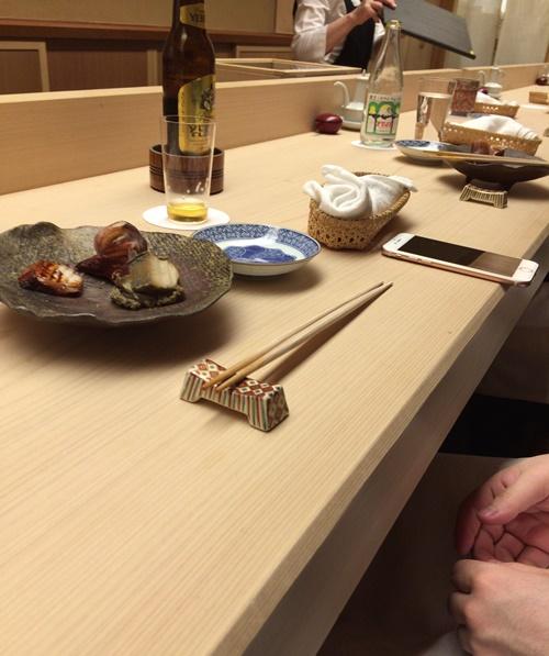 銀座青木 鮨