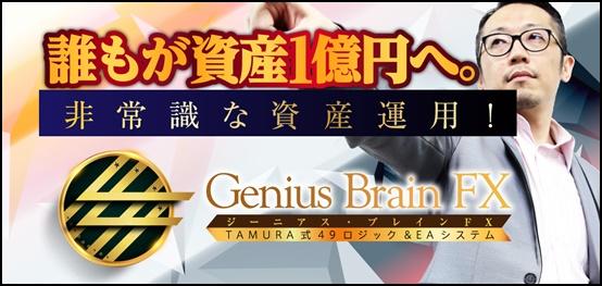 Genius Brain FX田村