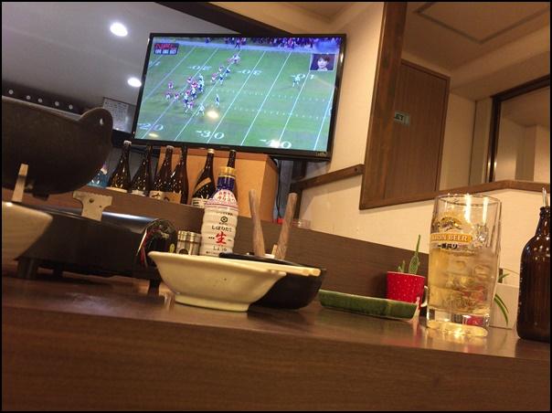 駒込ロスコの食堂で