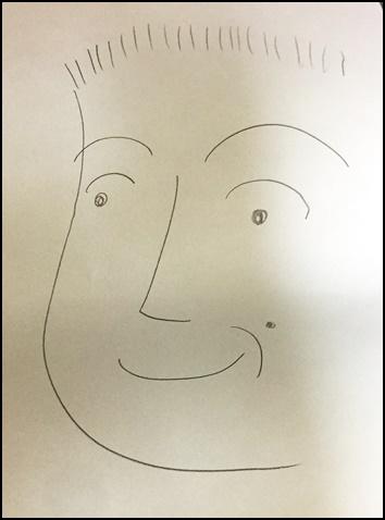 オガタナオト肖像